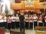 19.09.2015 concerto a Pasian di Prato per il 50° di sacerdozio di Don Angelo