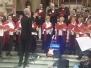 26.09.2015 concerto a Tarcento in occasione del 15° di fondazione del Coro di S. Biagio