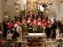 Santa Messa in occasione del 50° di sacerdozio di Mons Soravito